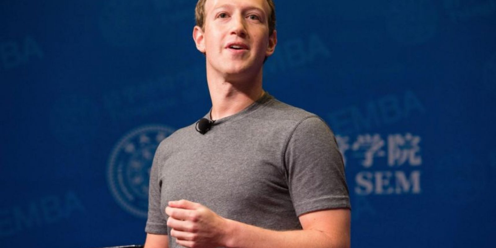 Les mostramos las curiosidades de Mark Zuckerberg, el CEO de Facebook. Foto: Getty Images