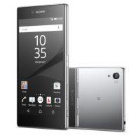 Sony con el Sony Xperia Z5 Premium. Foto:Sony