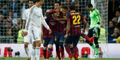 Son los dos mejores futbolistas de la actualidad Foto:Getty Images