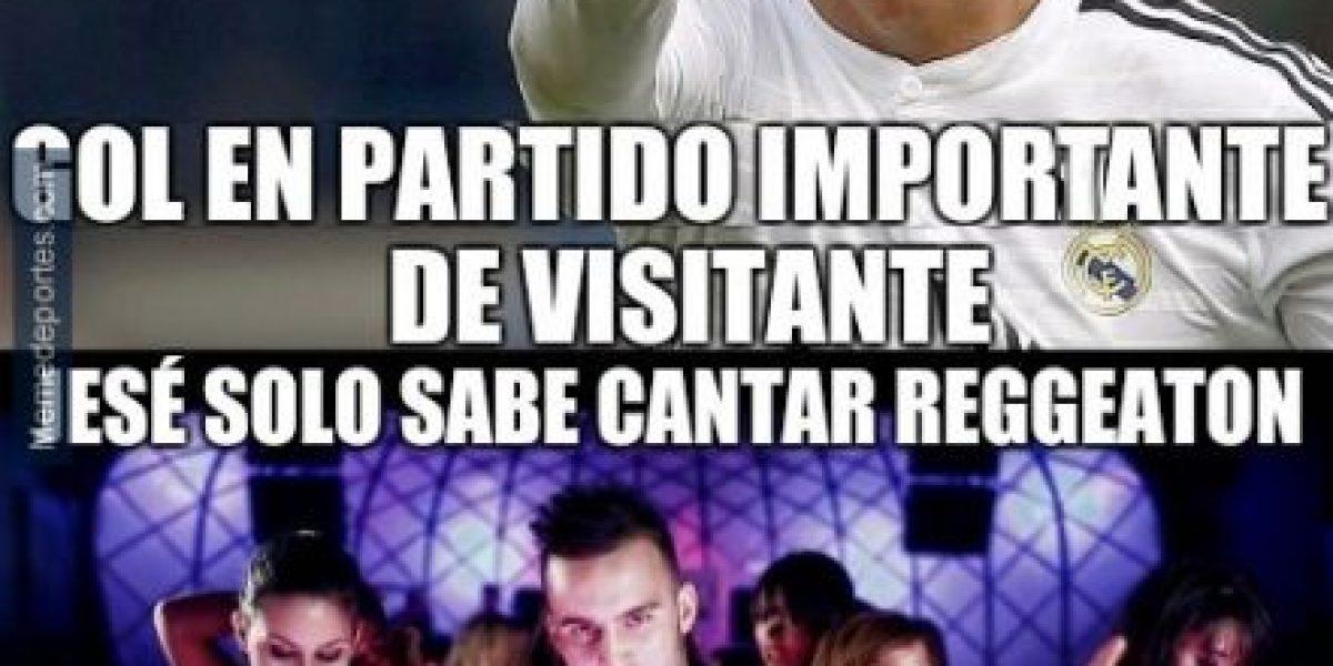 Los memes alaban a Cristiano Ronaldo por su gol en Champions