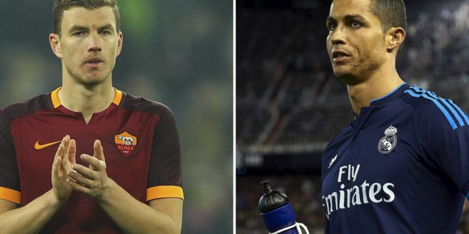 Roma vs. Real Madrid Foto:Getty Images