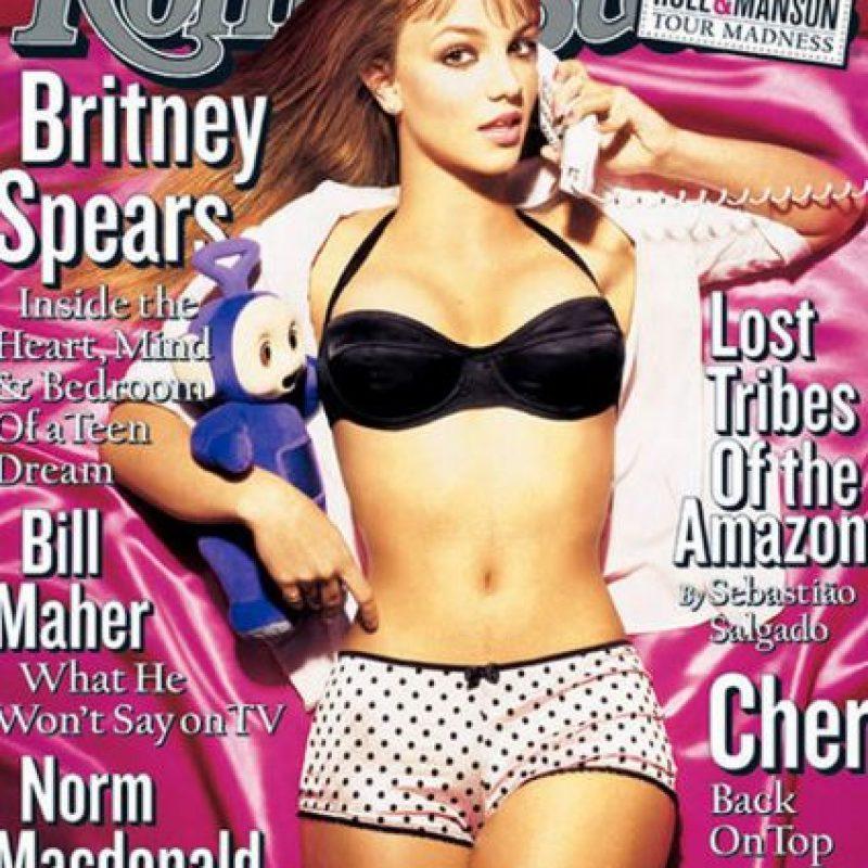 Y este estatus lo mantuvo hasta 2004. Foto:vía Rolling Stone