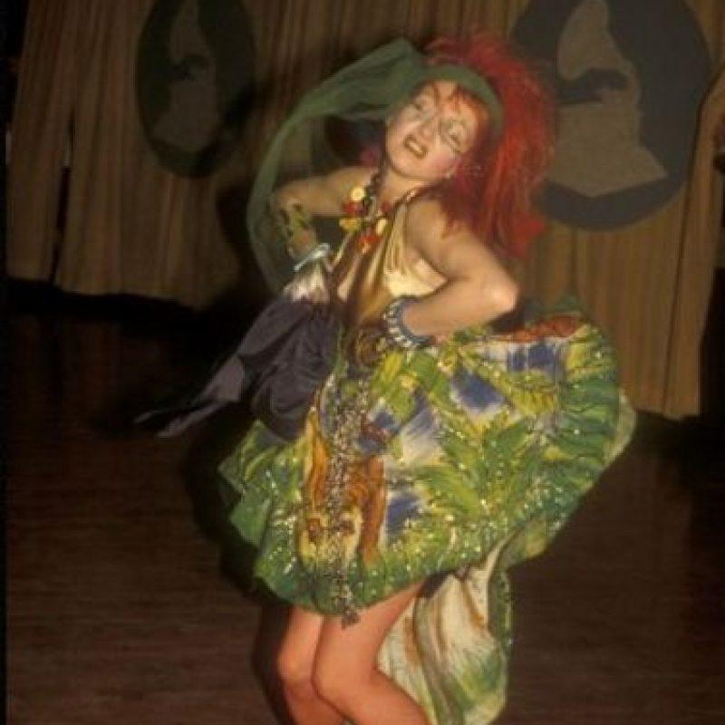 Cindy Lauper, 1984 Foto:Getty Images