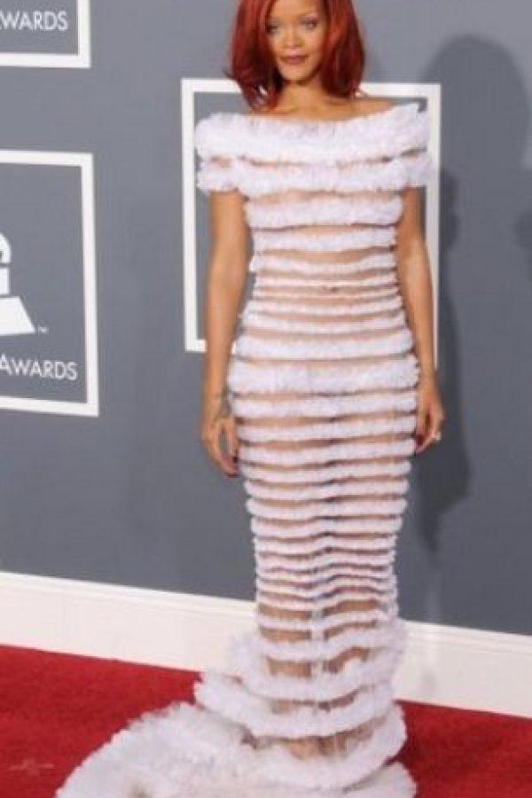 Rihanna, 2011 Foto:Getty Images