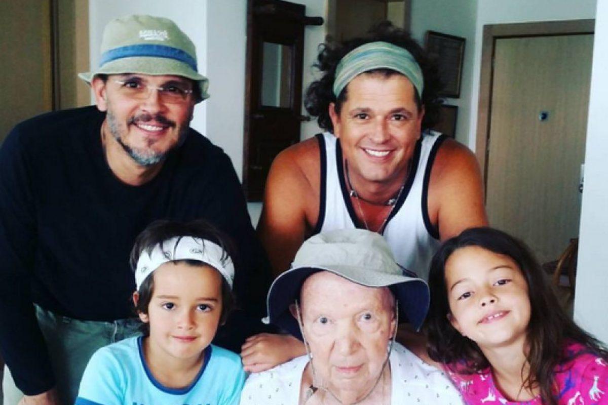Carlos Vives recibirá el Premio a la Excelencia en los premios 'Lo Nuestro'. Foto:https://www.instagram.com/carlosvives/