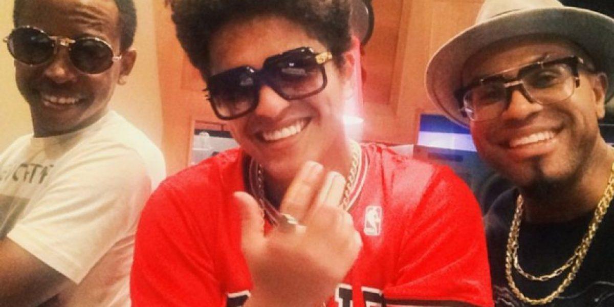 Bruno Mars no vendrá a Colombia en 2016