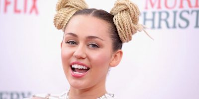 Así luce Miley sin Liam Foto: Getty Images