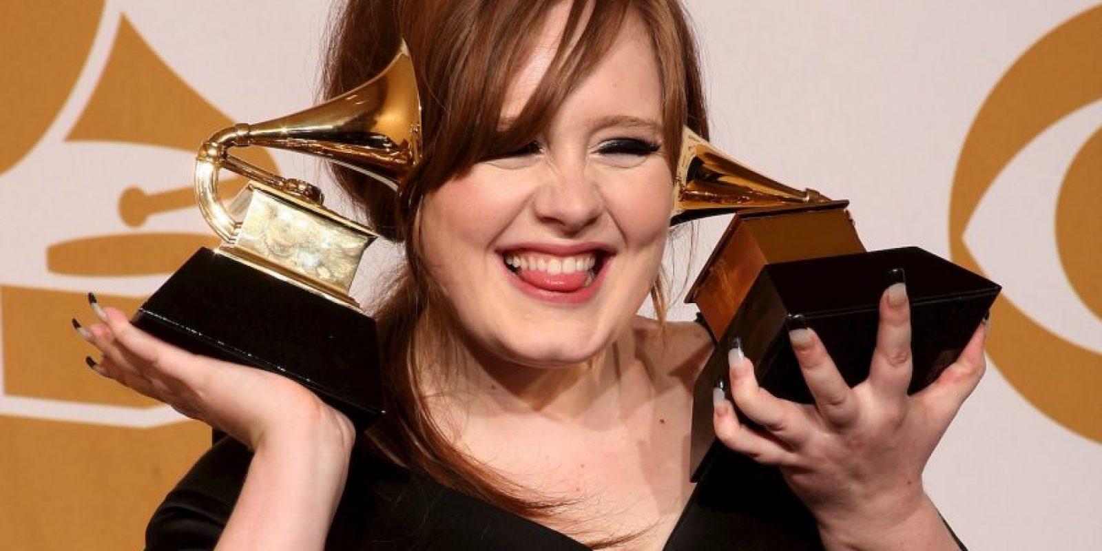 Por la mejor presentación solista pop. Foto:Getty Images