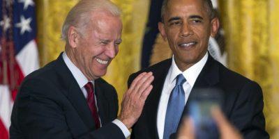Es el cuadragésimo cuarto presidente. Foto:AP