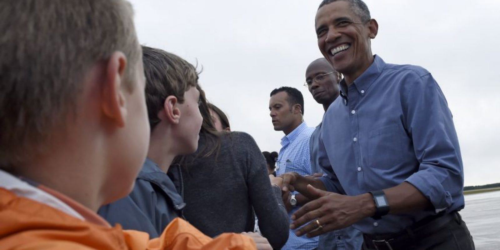 Aún se desconoce a donde se mudará el mandatario después de abandonar la Casa Blanca. Foto:AP