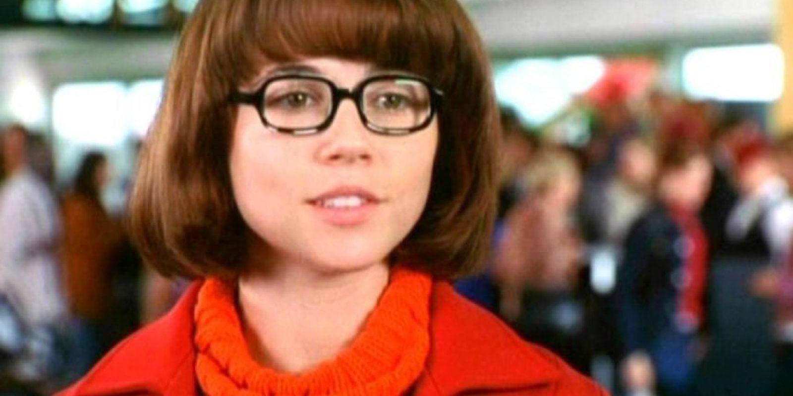 Linda Cardellini fue quien interpretó a la pareja de Shaggy y cerebro del grupo en las dos películas. Foto:vía Warner Bros