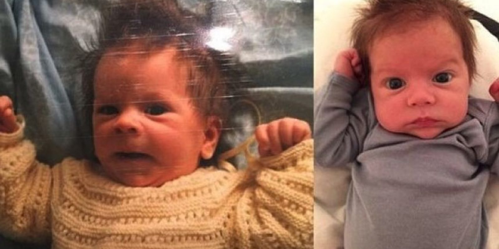 Shakira comprobó que su segundo hijo es idéntico a su padre. Foto:vía instagram.com/shakira