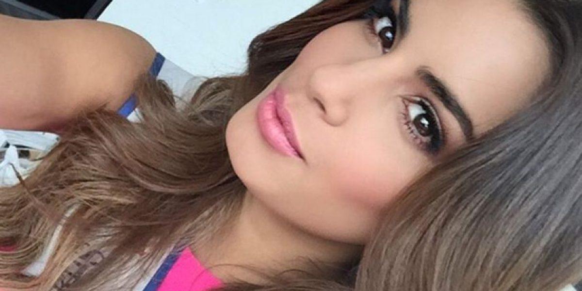Ariadna Gutiérrez se burla de sí misma en los Premios