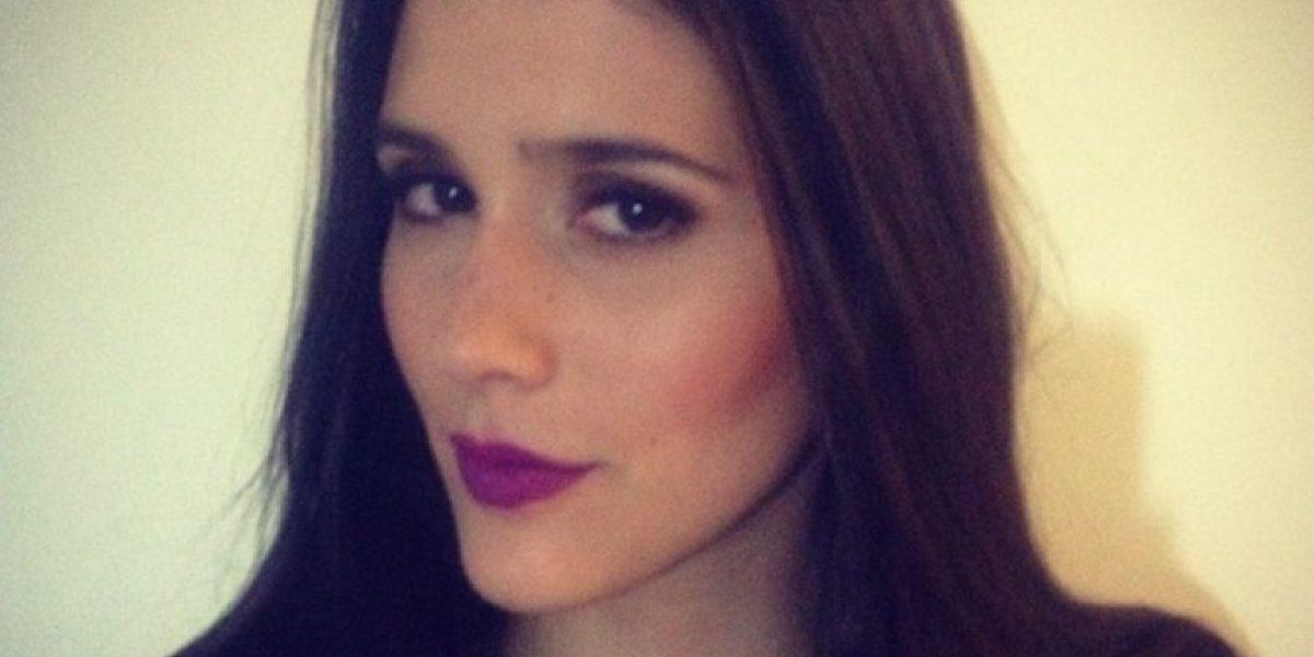 Ella es Valentina Forero, la modelo que se debate entre la vida y la muerte