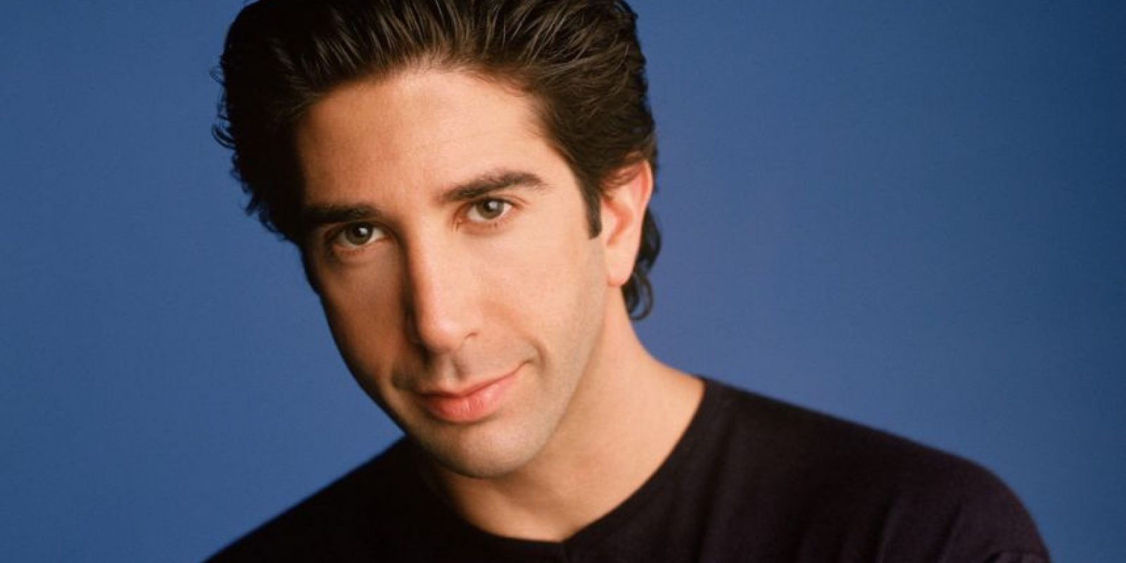 "David Schwimmer era ""Ross"". Foto: vía NBC"
