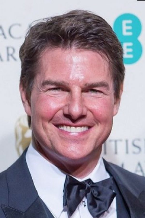 Tom Cruise después Foto: Getty Images