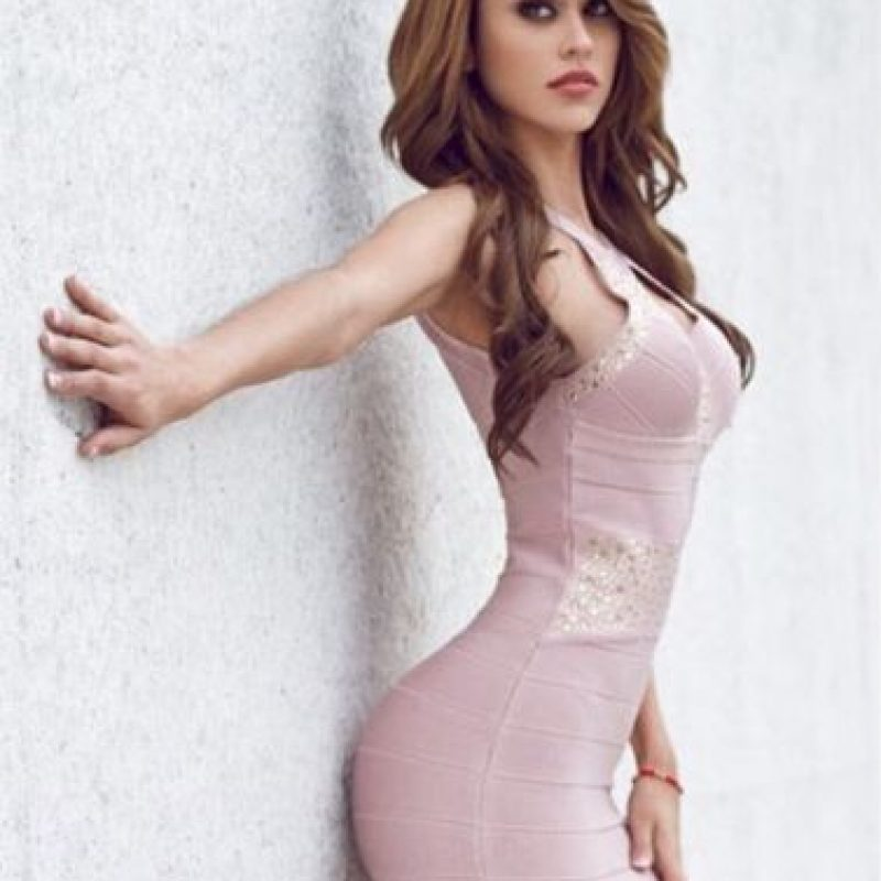 Pero no todos disfrutan con sus curvas. Foto:vía instagram.com/yanetgarcia