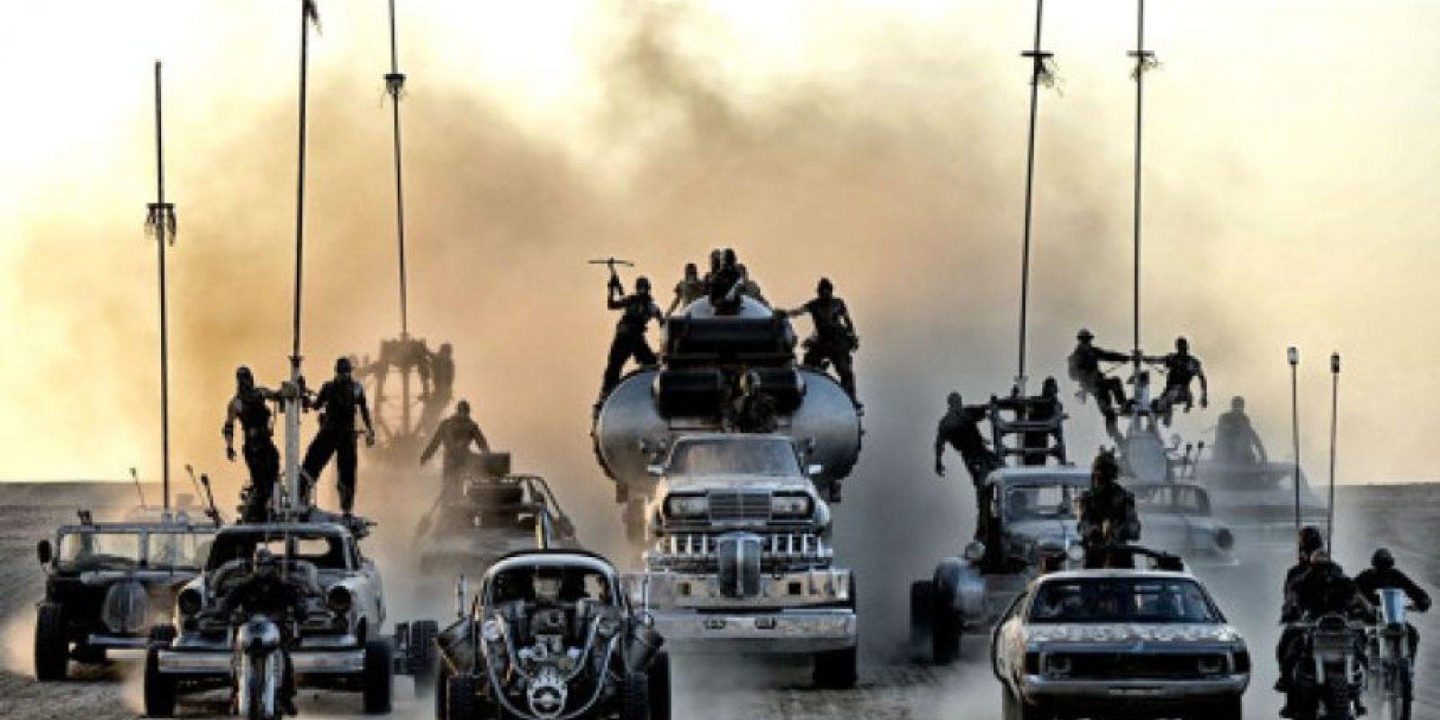 """""""Mad Max"""" Foto:vía dontcallmeoscar.tumblr.com"""