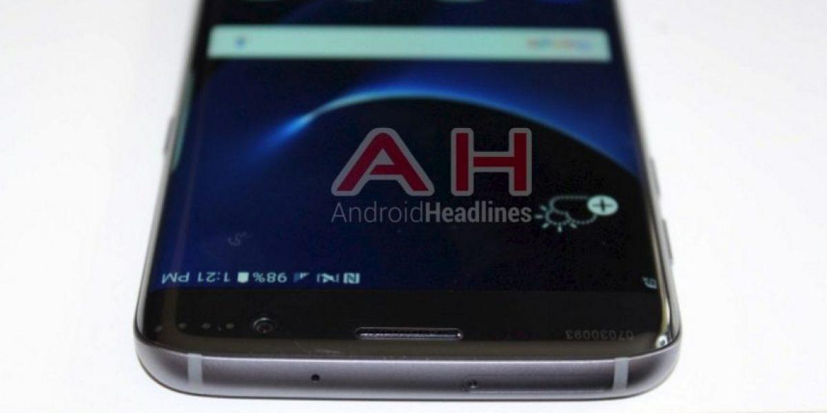 Fotos muestran al Samsung Galaxy S7 antes de su presentación