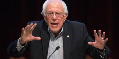 Bernie Sanders quedó en la segunda posición. Foto:Getty Images