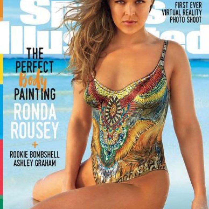 Ronda Rousey Foto:Vía instagram.com/rondarousey