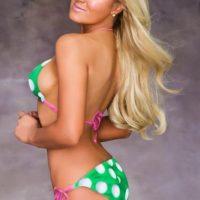 Es una golfista estadounidense Foto:Sports Illustrated
