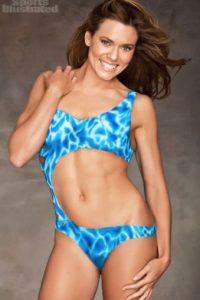 Ella ganó 11 medallas en los Juegos Olímpicos de 2004 y 2008 Foto:Sports Illustrated