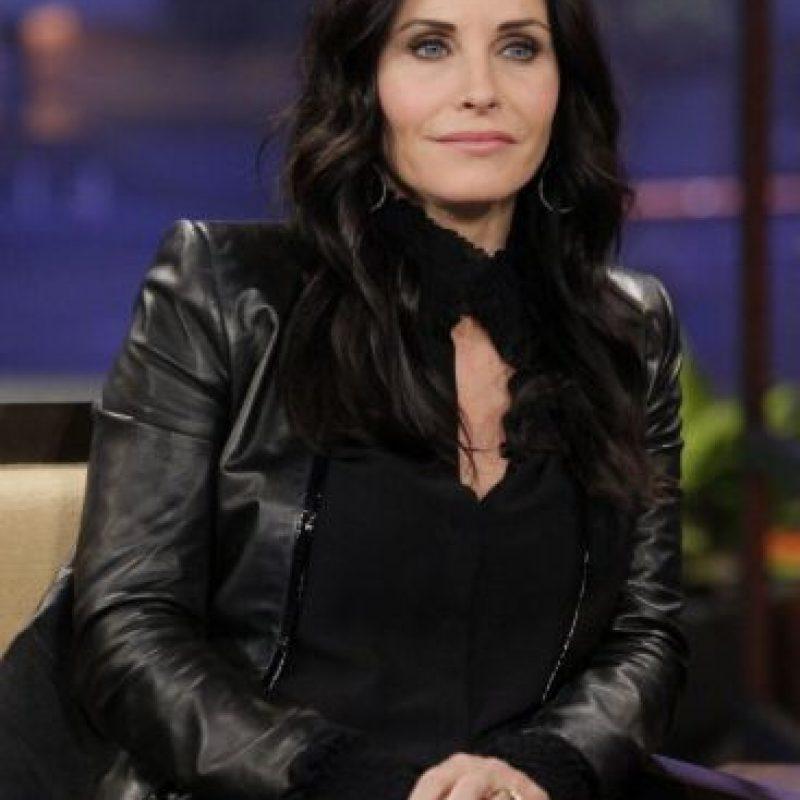 """Le ha ido bien con """"Cougar Town"""". Foto:vía Getty Images"""