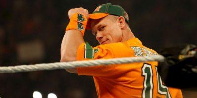 """Pero el """"Marino"""" aún no se recupera de una lesión en el hombro Foto:WWE"""