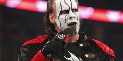 En la baraja también se encuentra Sting Foto:WWE