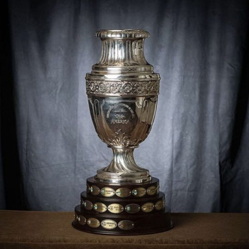 16 selecciones buscan ganar la Copa América Centenario. Foto:Vía instagram.com/copaamericacentenario