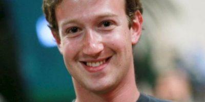 En las oficinas generales de Facebook en agosto de 2010. Foto:Getty Images