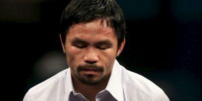 Sin embargo, sus palabras ofendieron a fans, artistas filipinos y hasta a otros boxeadores. Foto:Getty Images