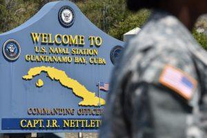La prisión está situada en la Base Naval de la Bahía de Guantánamo. Foto:AFP