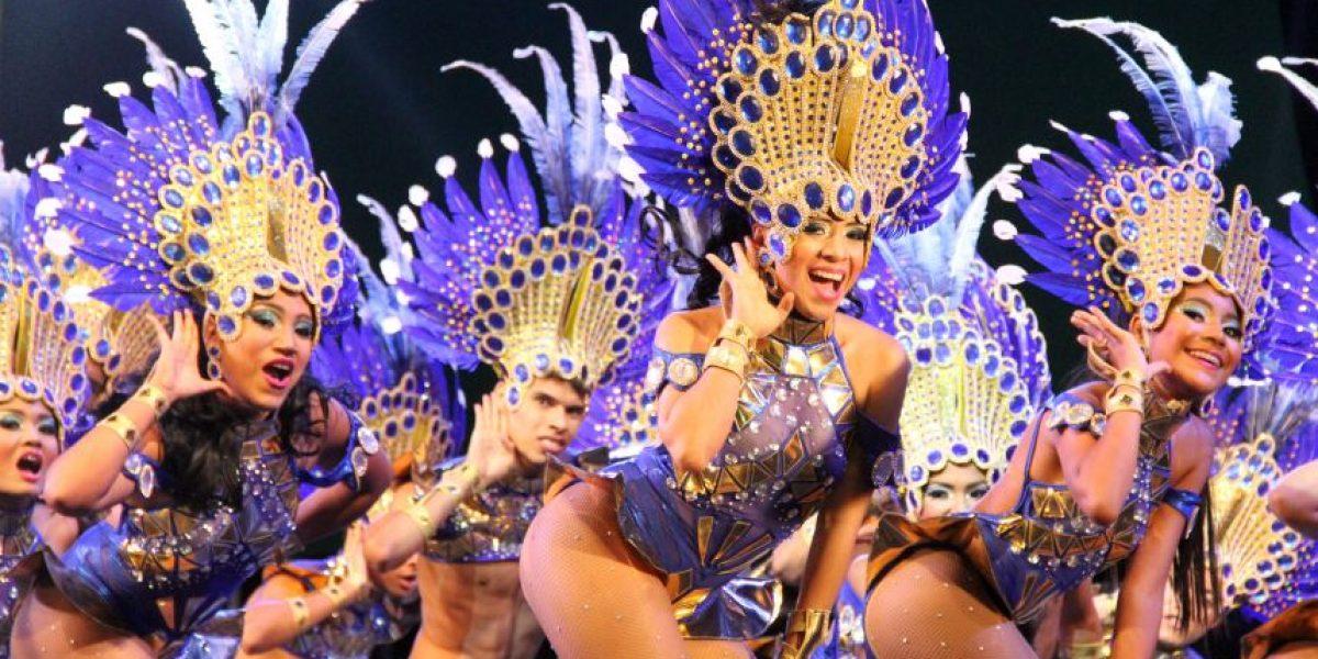 Estos fueron los grupos ganadores del Congo de Oro en el Carnaval de ...
