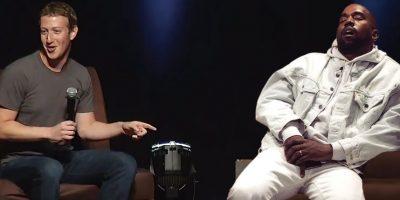 """Y de su petición a Mark Zuckerberg de invertir """"mil millones de dólares en ideas de Kanye West"""". Foto:Imgur / Reddit"""