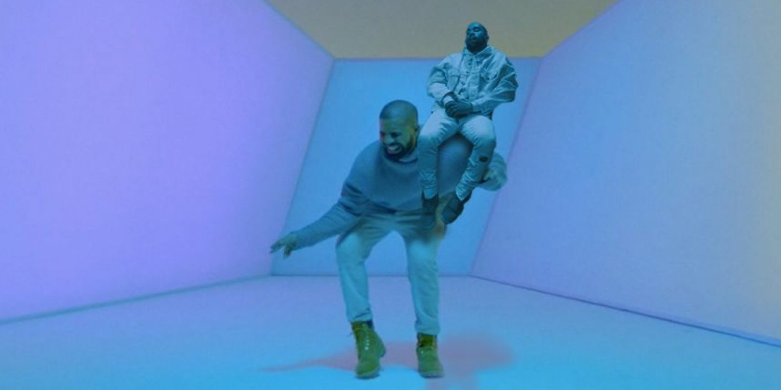 Y con estos memes se burlaron de Kanye West dormido Foto:Imgur / Reddit