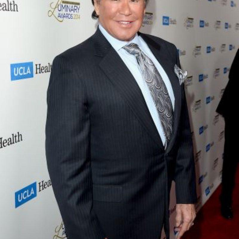 """Wayne Newton. El actor de Las Vegas anunció su apoyo en """"Fox and Friends"""". """"Amo a Donald, y elpodría ser un buen presidente"""", dijo. Foto:Getty Images"""