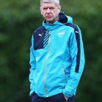 Arsene Wenger, DT de Arsenal Foto:Getty Images