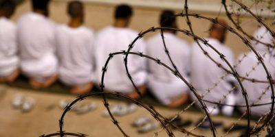 Desde 2002, el gobierno estadounidense a colocado a los acusados de terrorismo. Foto:Getty Images
