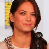 """Desde """"Smallville"""", con Kristin Kreuk ni más. Foto:vía Getty Images"""