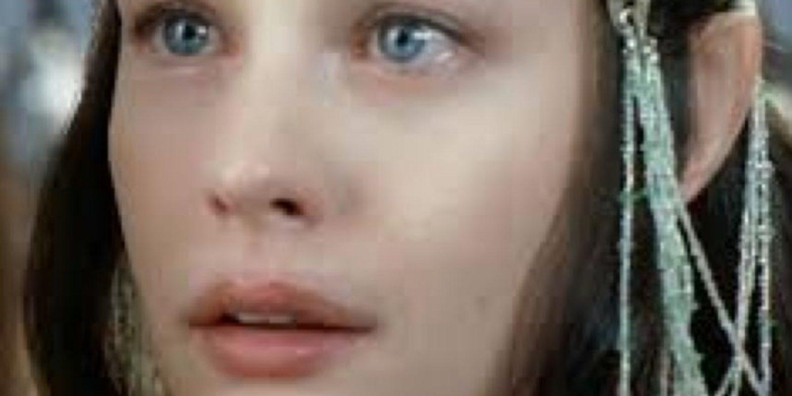 Eso la consagró como belleza mundial. Foto:vía New Line Cinema