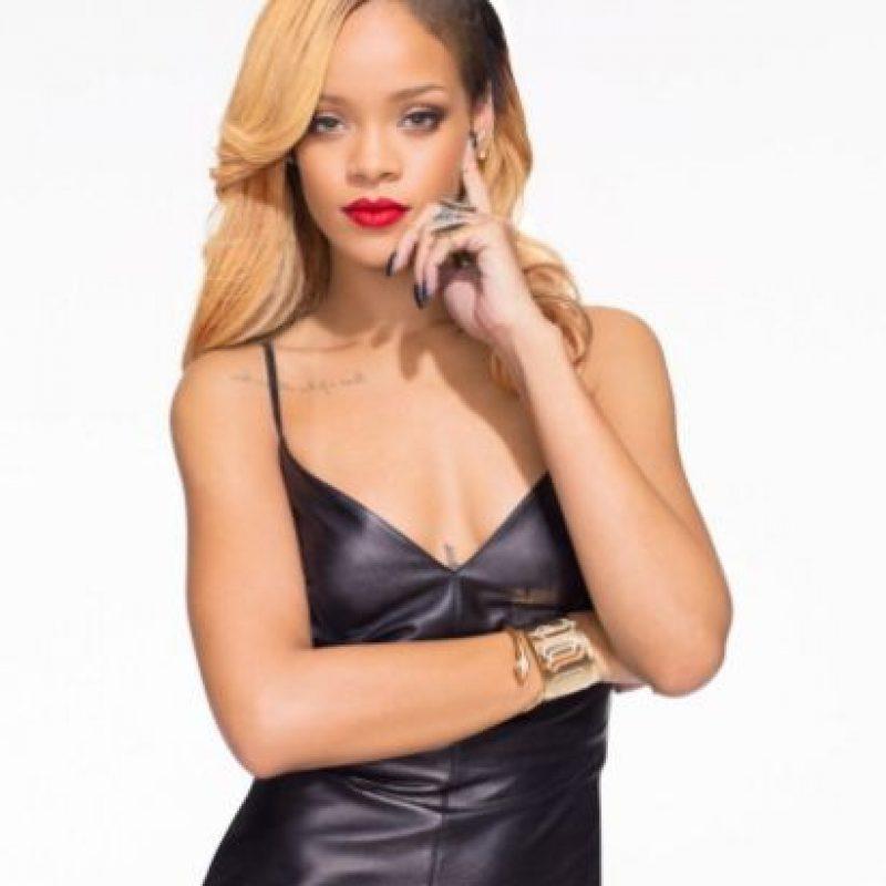 Fue famosa también por la golpiza que le propinó Chris Brown. Foto:vía Getty Images