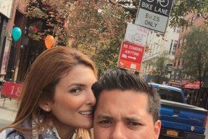 Hace algunos meses se había rumorado que la pareja volvería a Colombia, por una oferta laboral de Vélez. Foto:https://www.instagram.com/luvelez/