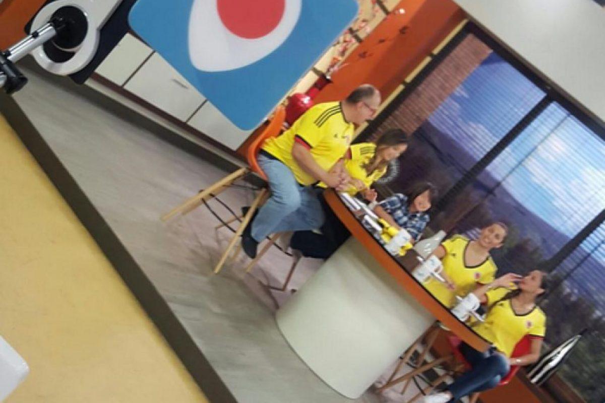 'Muy Buenos Días', programa que conduce Jota Mario Valencia, durará 1 hora y 20 minutos. Foto:https://www.instagram.com/mbdrcn_oficial/