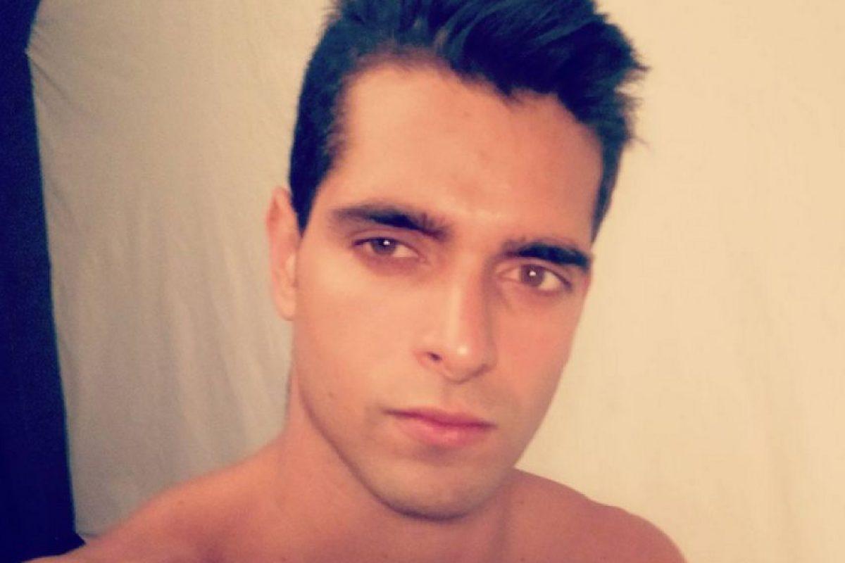 Después de su noviazgo con su compañera de Casa Estudio, Elianis Garrido, no ha logrado mayor reconocimiento. Foto:https://www.instagram.com/sebas.tamayo/