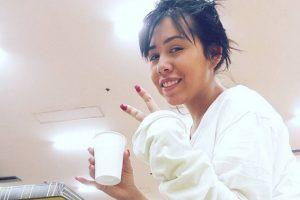 Aunque Yina Calderón si es famosa, lastimosamente no lo es por haber protagonizado alguna producción. Foto:https://www.instagram.com/yinacalderonome/