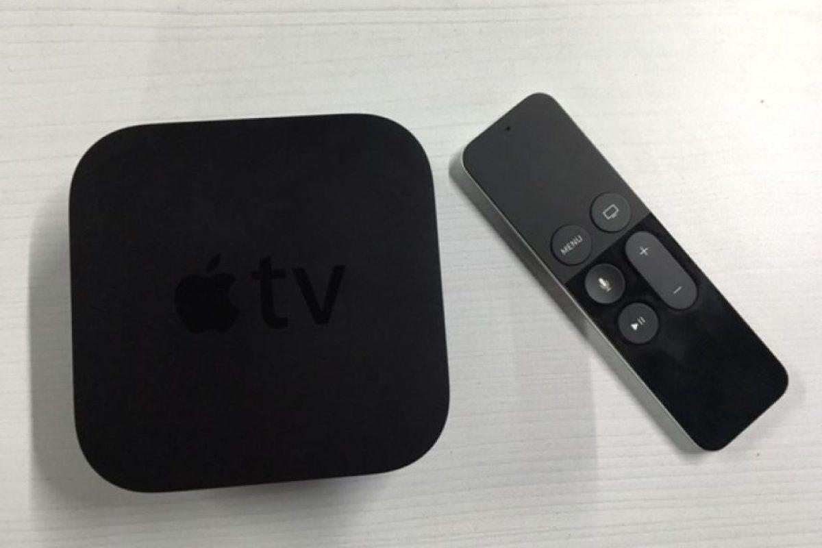 Tiene entradas para HDMI, USB-C, Ethernet y energía eléctrica. Foto:Apple / Especial
