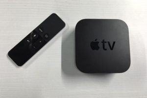 Apple TV quiere conquistar su sala de estar. Foto:Apple / Especial