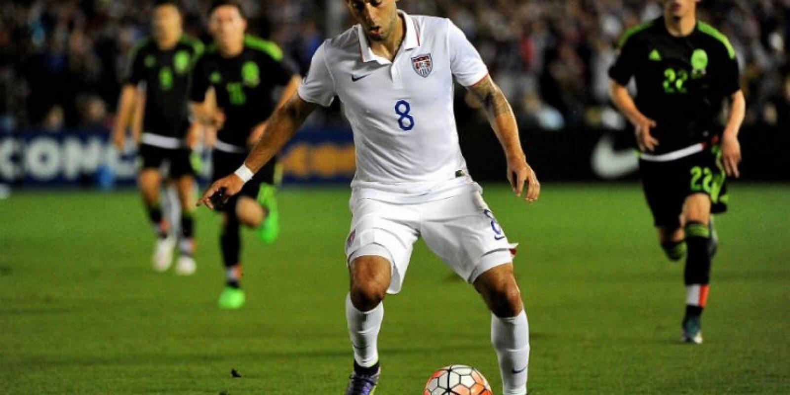 Ha jugado los Mundiales de 2006, 2010 y 2014 Foto:Getty Images
